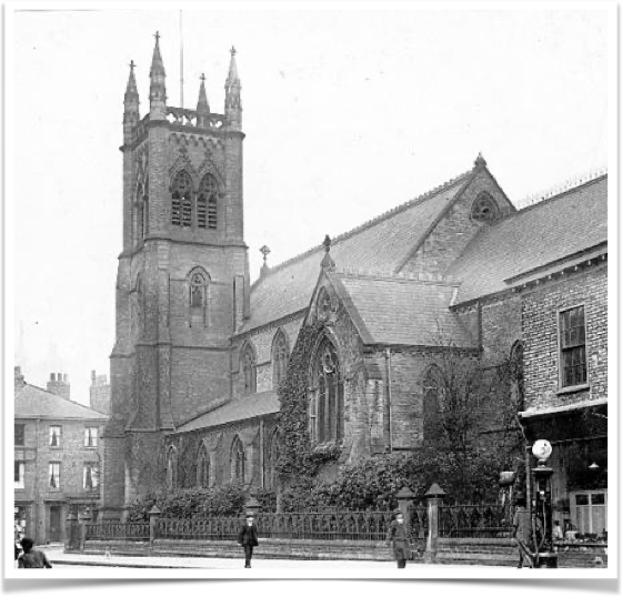 St Maurice Parish Church, Monkgate, York.