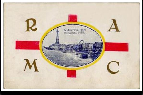 RAMC Blackpool